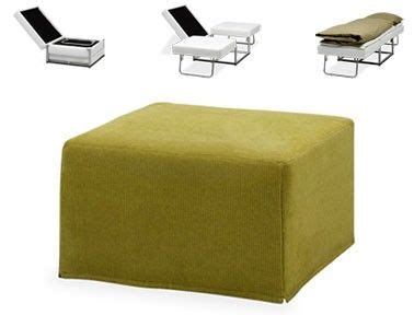 Fold Out Ottoman Bed by Transformer Furniture Ottoman Into A Bed Treehugger