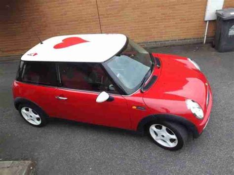 Mini 2001 Cooper Red John Cooper Works New Mot. Car For Sale