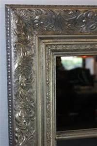 Großer Spiegel Silber : grosser spiegel wandspiegel farbe shiny silber mit facettenschliff 82 x 142 5 cm kaufen bei ~ Indierocktalk.com Haus und Dekorationen