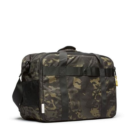 athletic bag with shoe compartment work bag black camo dsptch