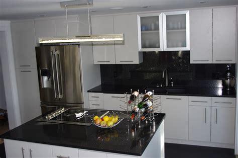 Sparkle Quartz Countertops by Black Sparkle Quartz