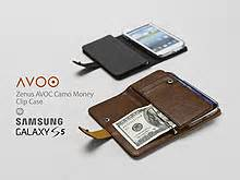 Maybe you would like to learn more about one of these? Zenus AVOC Camo Money Clip Case For Samsung Galaxy S5