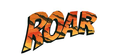 Roar Png Transparent Roar.png Images.