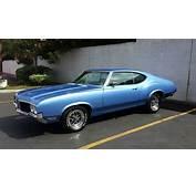 1970 Oldsmobile Cutlass S Coupe Morro Bay CA