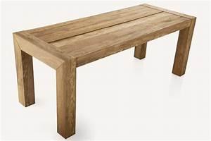 Stühle Für Holztisch : massivholz tische erobern den wohnraum wieder giuseppe pruneri design ~ Markanthonyermac.com Haus und Dekorationen