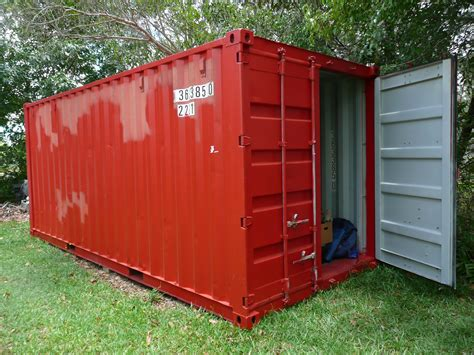 Shipping Container Shed Transformation Ideas That Will