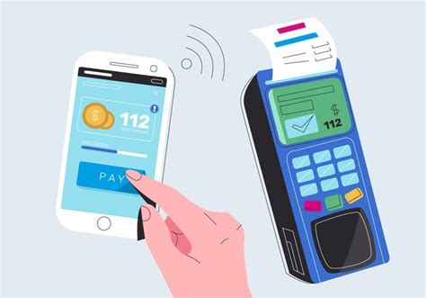 The card lets users spend their cash app balance at eligible retailers, and withdrawal money from atms. Paying Electronic Money Bill With Mobile Phone Vector Flat Illustration - Download Free Vectors ...