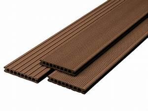Terrassenplatten Kunststoff Holzoptik : terasov dosky wpc marone 2 1 cm x 14 5 cm x 300 cm nak pi v obi ~ Eleganceandgraceweddings.com Haus und Dekorationen
