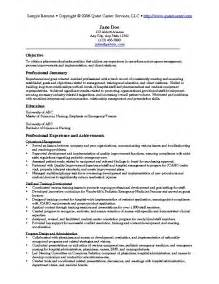 exles of resume objectives l r resume exles 2 letter resume
