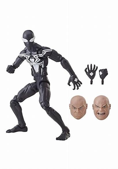 Marvel Spider Legends Symbiote Kingpin Action Wave