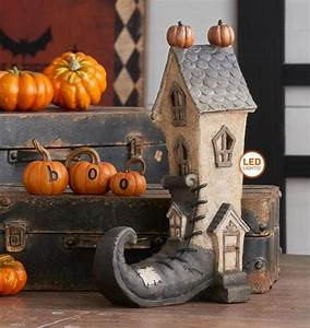 Witch, Boot, House