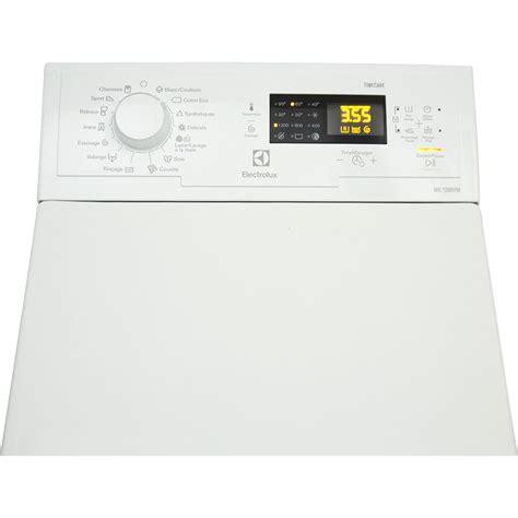 test electrolux ewd1265ds1 lave linge ufc que choisir