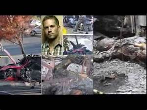PAUL WALKER DIES CAR CRASH - YouTube