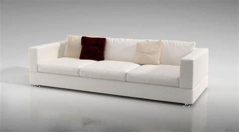 long white modern sofa model cgtradercom