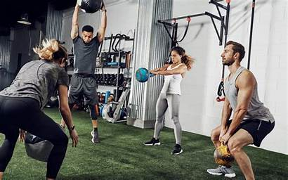 Fitness Health Trends Mental Gym Exercise Gyms
