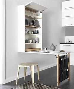 Tisch Für Kleine Küche : kleine wohnung einrichten 68 inspirierende ideen und ~ Michelbontemps.com Haus und Dekorationen