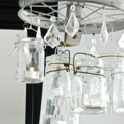 Jar Candle Chandelier by 83 Best Ideas About Jars Vase Projects On