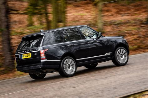 Review Land Rover Range Rover by Range Rover 3 0 Tdv6 Vogue Se 2017 Review Autocar