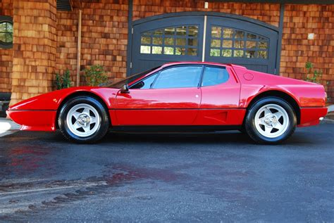 Coming soon at the motoring enthusiast: 1984 Ferrari 512 ...