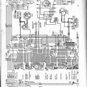 1970 Chevelle Wiring Schematic