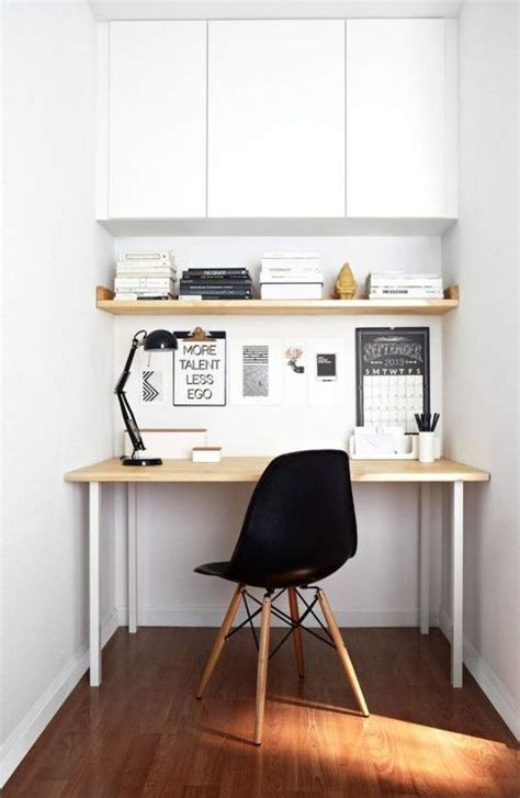 above desk wall organizer 29 creative home office wall storage ideas shelterness