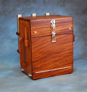 Wood - Wooden Tackle Box Plans | How To build an Easy DIY ...