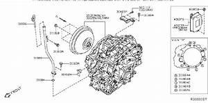 Nissan Maxima Bolt  Cvt  Fitting  Assembly