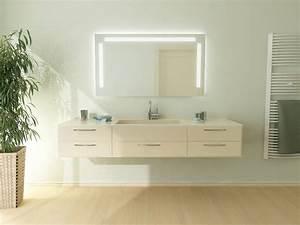 Badspiegel Mit Led Beleuchtung : badspiegel mit led beleuchtung levana ~ Buech-reservation.com Haus und Dekorationen