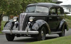 Rare 1936 Hudson Trunkback  Very Original Survivor Car