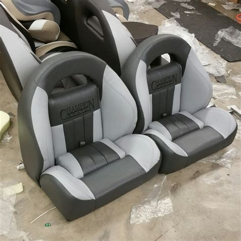 Deans Bass Boat Seats by Arkansas
