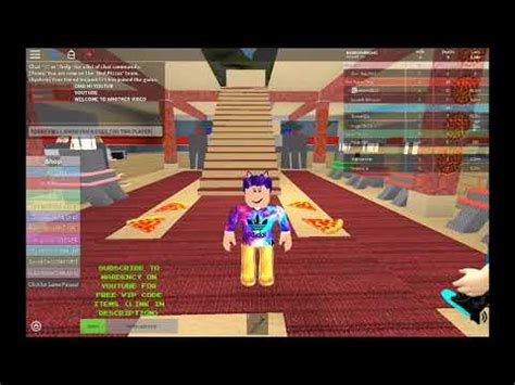 roblox  player pizza tycoon codes youtube
