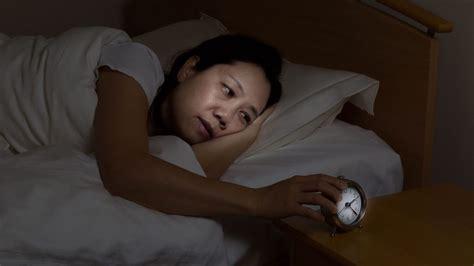 Schlafstörungen Unterschiede Und Ursachen