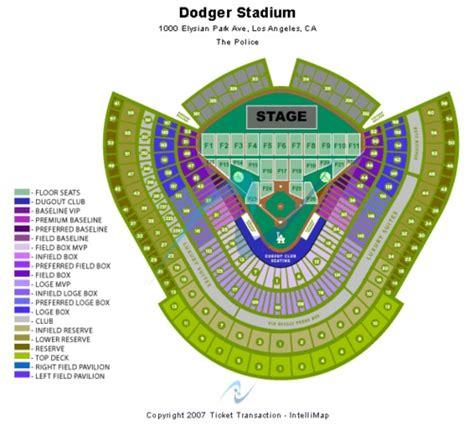 dodger stadium   los angeles california dodger