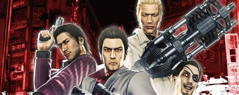 yakuza dead souls cast images   voice actors