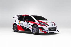 Toyota Yaris Wrc : microsoft and toyota join forces in fia world rally championship press release 2016 wrc ~ Medecine-chirurgie-esthetiques.com Avis de Voitures