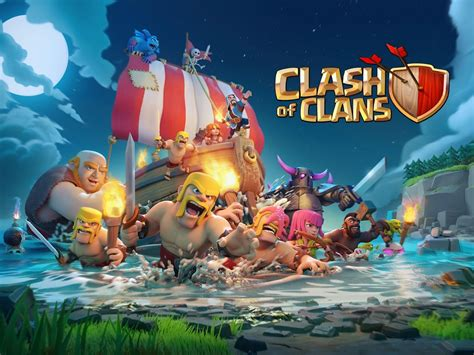clash of clans android apps on play