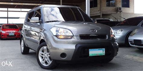 View 2011 Kia Soul 1.6l Gold Automatic (top Of The Line