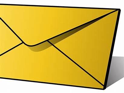 Envelope Clipart Clip Transparent Envelop Webstockreview Cliparts