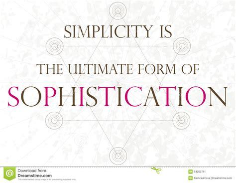 inspirational quote da vinci stock illustration 54203711