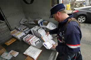 usps ends saturday letter delivery   fuel