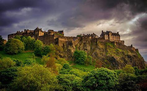 Castle Background 8 Edinburgh Castle Hd Wallpapers Backgrounds Wallpaper