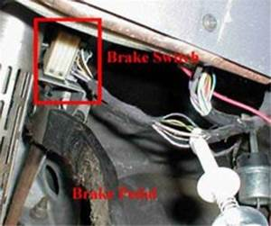 Finding The Brake Light Switch On A 2010 Dodge Journey To