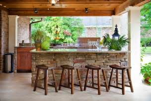 outdoor patio bar ideas patio traditional with covered