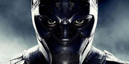 Panther Marvel Mask Close Poster Heroes Bold