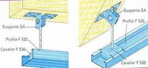 Suspentes Placo Tige Filetée : aide pour plafond sous rampant forum isolation ~ Dailycaller-alerts.com Idées de Décoration