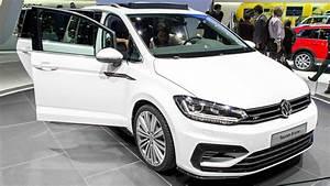 Volkswagen Touran R Line : new volkswagen touran r line geneva motor show 2015 hq youtube ~ Maxctalentgroup.com Avis de Voitures