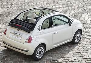 Fiat Garantie 10 Ans : fiat 500 s rie limit e guerlain la petite robe noire l 39 argus ~ Medecine-chirurgie-esthetiques.com Avis de Voitures
