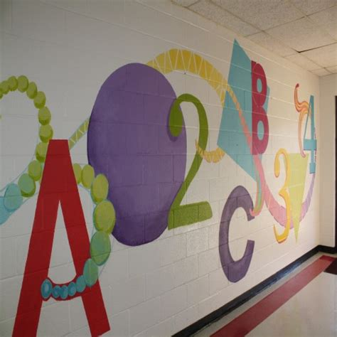 preschool wall decoration wall ideas design purple preschool wall sample 248