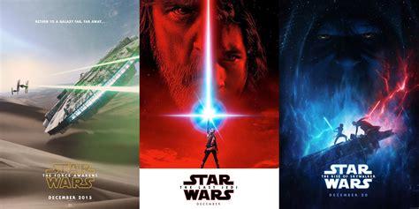 Sequel Trilogy Teaser Posters : StarWars