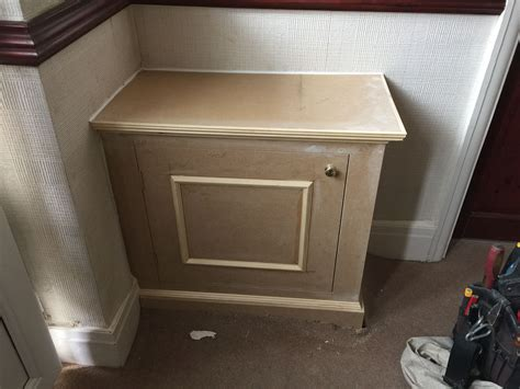 Electric Meter Cupboard by Gas Meter Cupboard Or Cabinet In Hallway Made By Www